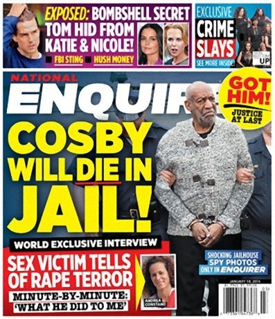 El escándalo Bill Cosby, una pena
