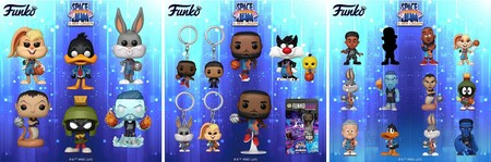 Figuras Funko de Space Jam New Legacy en Amazon México