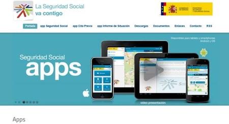 La Seguridad Social estrena App para móviles y tablets