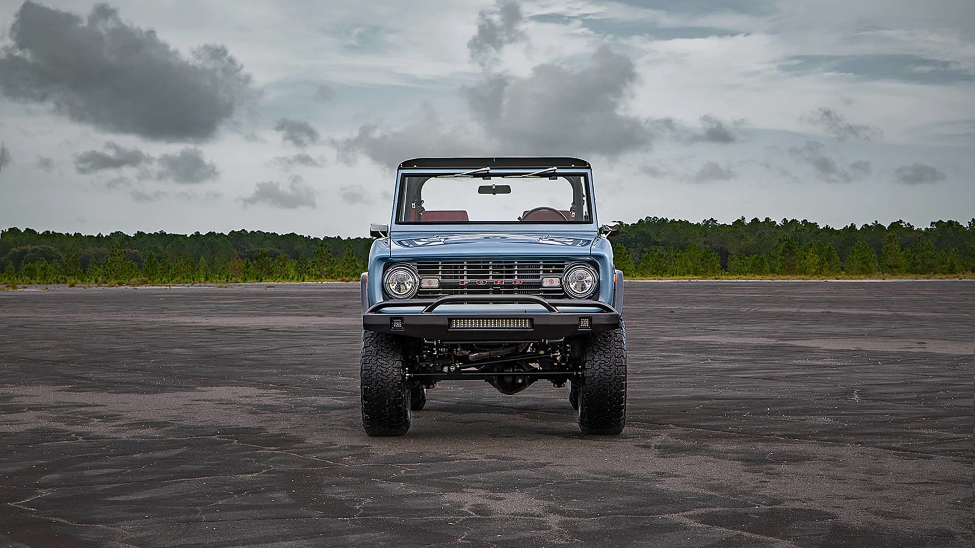 Foto de Ford Bronco 1973 by Velocity Restorations (1/23)