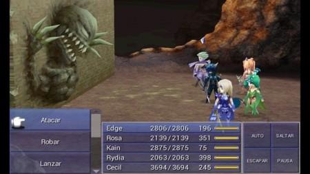 Final Fantasy IV para Android