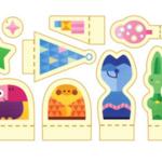 Google nos felicita la Navidad con un bonito recortable