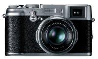 Fujifilm FinePix X100, exquisito diseño retro y visor híbrido