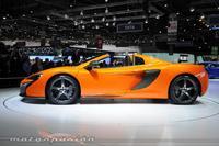 ¿De qué color es el Salón de Ginebra 2014? Una pista: naranja