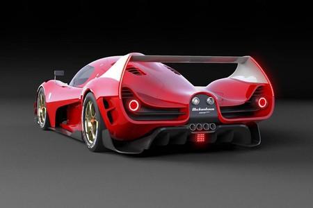 Glickenhaus Le Mans 2021