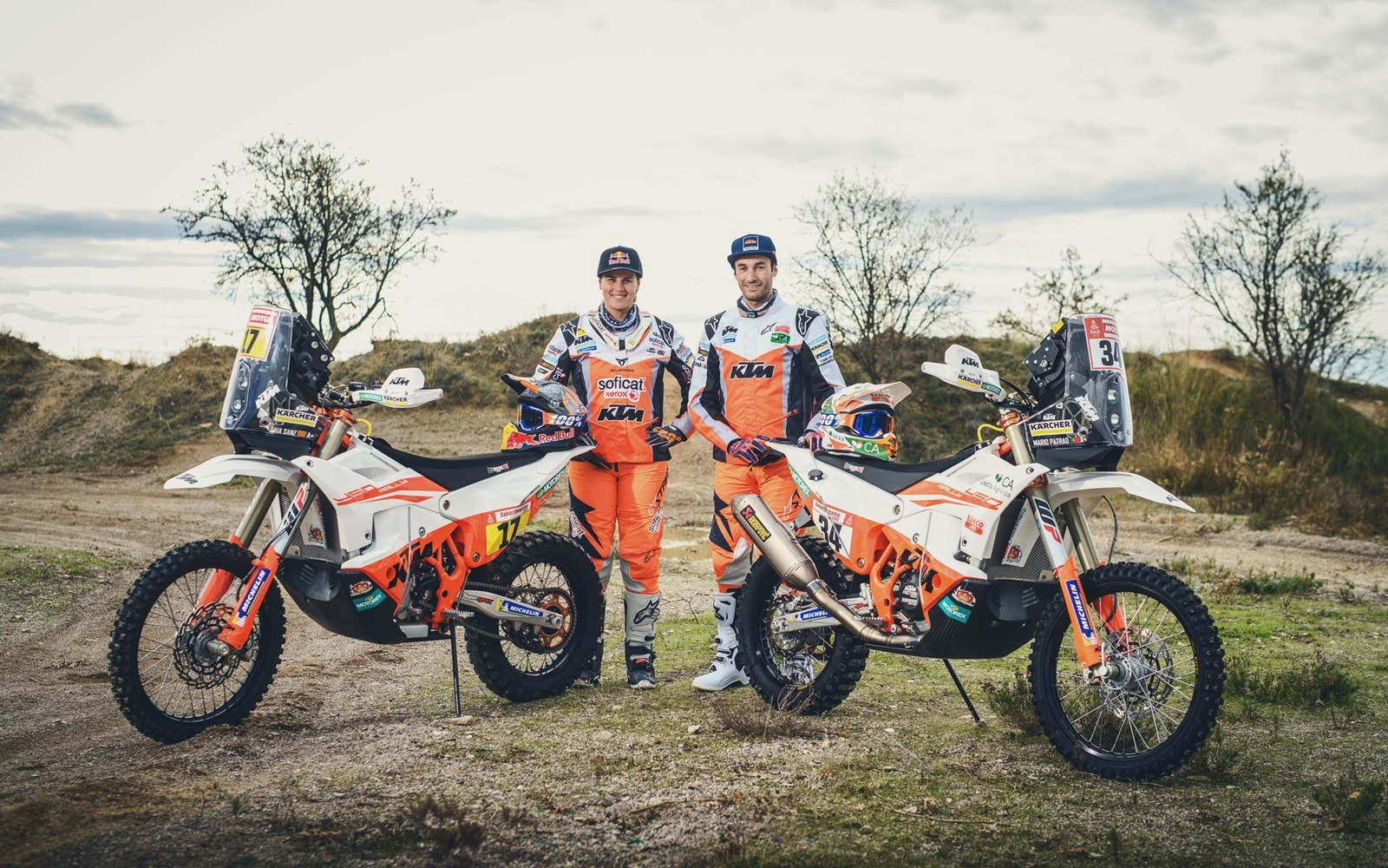 Foto de KTM 450 Rally Dakar 2019 (40/116)