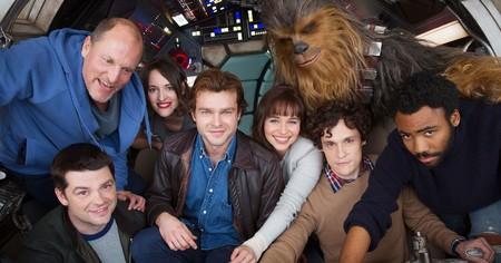 Los directores y protagonistas de Han Solo