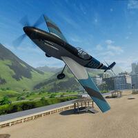Aquí tienes un tráiler de Flight Simulator, pero el de los autores de Kerbal Space Program, que es de avionetas