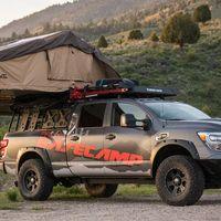 Hasta el fin del mundo: Nissan Titan Project Basecamp, un campamento base para la aventura