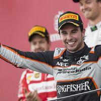 Luego de mucha especulación, Checo Pérez anuncia su permanencia en Sahara Force India para el 2017
