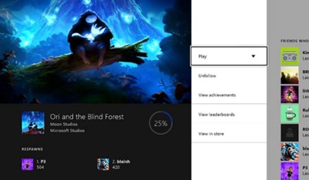 Mensajes de voz y mejoras en el chat de grupo en la actualización del Xbox One en abril