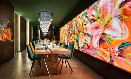 Casa Decor 2021 Restaurante Espacio