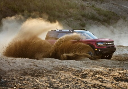 Ford Bronco Sport 2021 1280 07