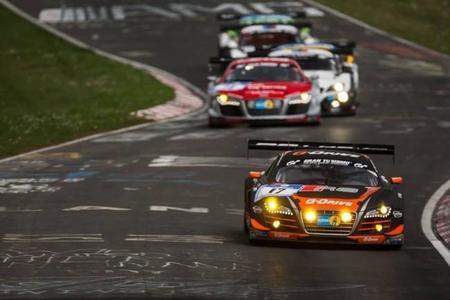 24 Horas de Nürburgring 2014