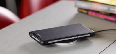 Sony presenta el kit de carga inalámbrica para Xperia Z2