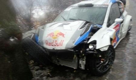 Así comenzó la temporada de Jari-Matti Latvala