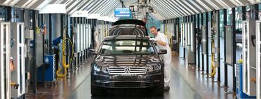 La recesión que viene: la industria de Alemania está entrando en barrena y con ella la de toda Europa