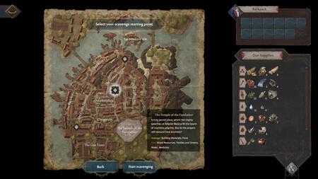 Siegesurvival Screenshot 06 Citymap