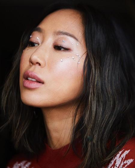 maquillaje de fiesta navidad 2019