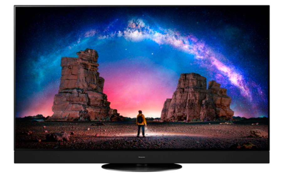 "V OLED 139cm (55"") Panasonic TX-55JZ2000E Master HDR Professional Edition 4K HDR, Dolby Vision IQ, Smart TV, Inteligencia artificial"