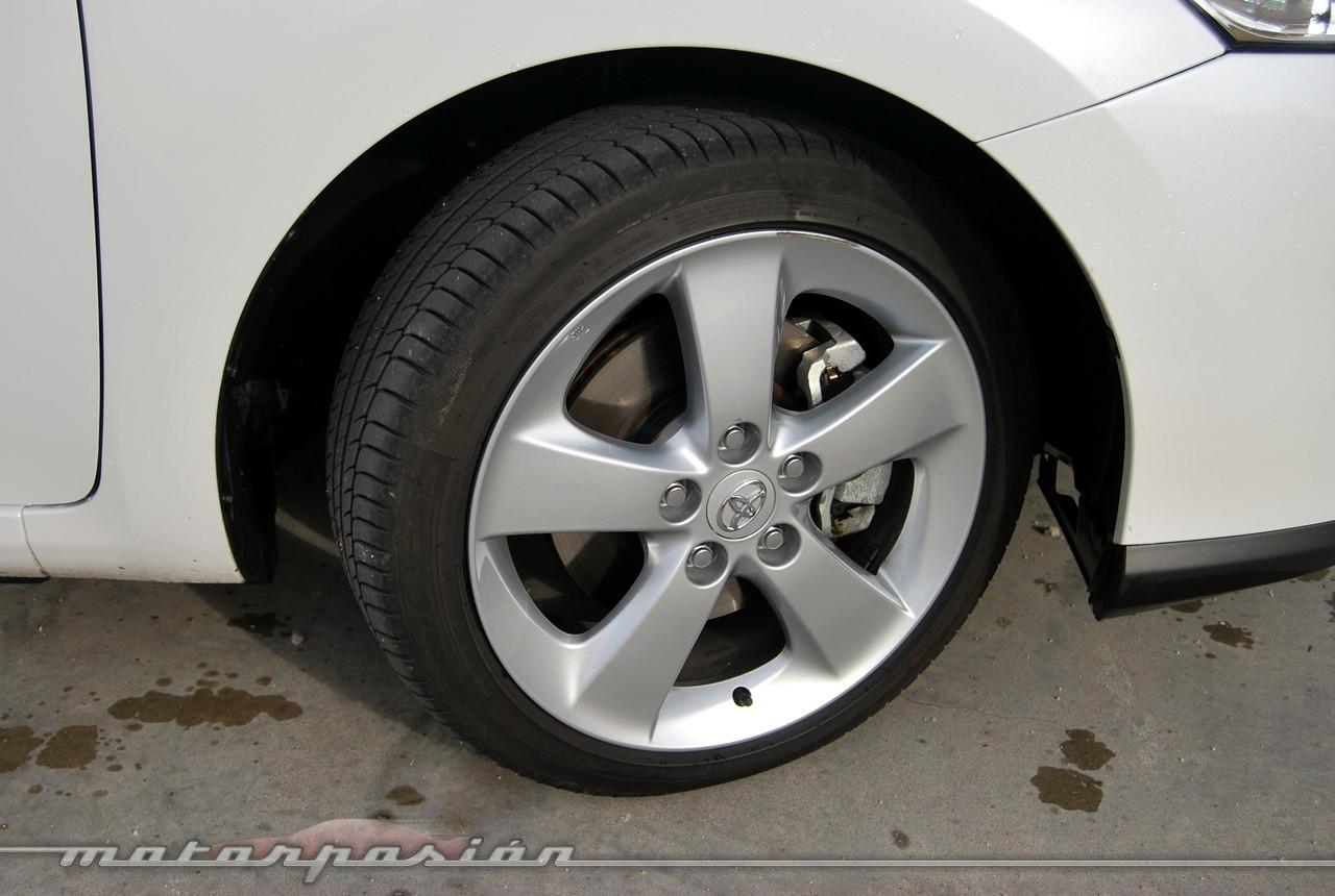 Foto de Toyota Auris HSD (prueba) (14/77)