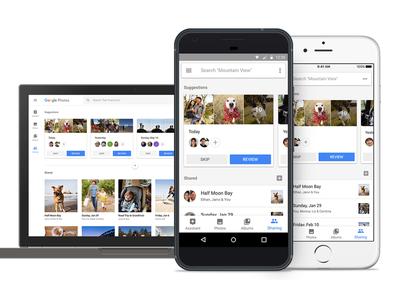 Google Fotos estrena las nuevas librerías compartidas y las sugerencias para compartir, pero no en todo el mundo