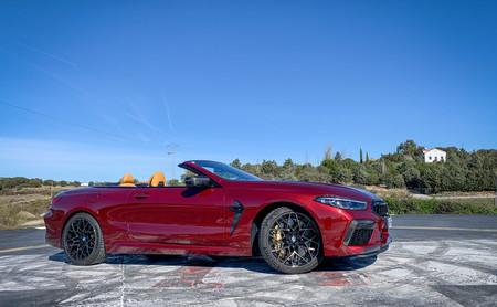 Probamos el BMW M8 Competition: un salvaje deportivo de 625 CV que sorprende por su agilidad y motricidad