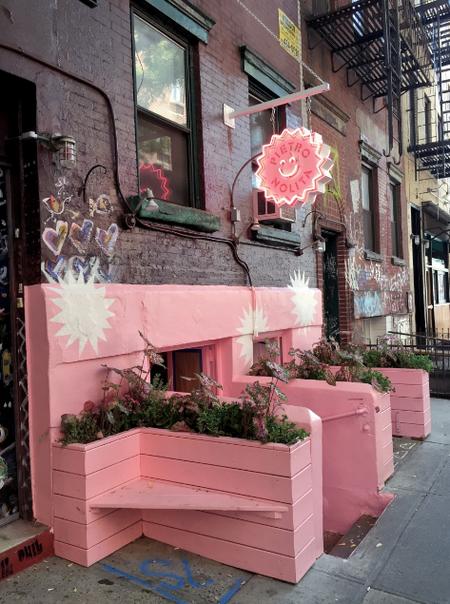 Restaurantes Nueva York