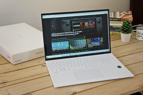 LG Gram 17Z90P, análisis: un portátil único en el mercado y que no para de mejorar