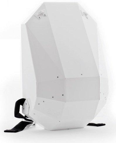 Solid Gray, una mochila venida del futuro