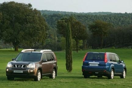 Nissan X-Trail, galería de fotos y lista de precios