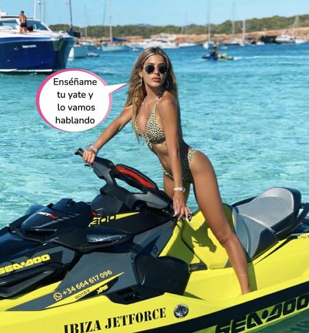 Oriana Marzoli se atreve a contarlo: un multimillonario le ofrece irse a vivir con él y esta ha sido su respuesta