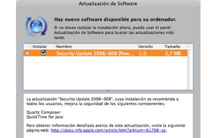 Actualización de Seguridad 2006-008