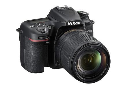 Nikon D7500 18 140mm