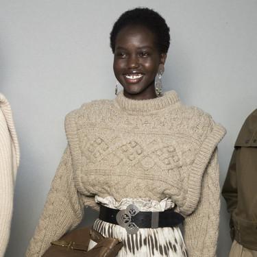 Clonados y pillados: cuando un maravilloso jersey de Isabel Marant aparece en la nueva colección de Mango