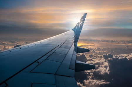 Diseñan un ala más ligera para un Boeing 777 imitando las de las aves