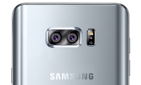 Samsung Galaxy S8 cámara doble