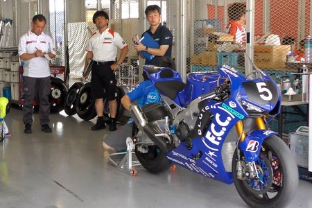 Honda 8 Horas Suzuka 1
