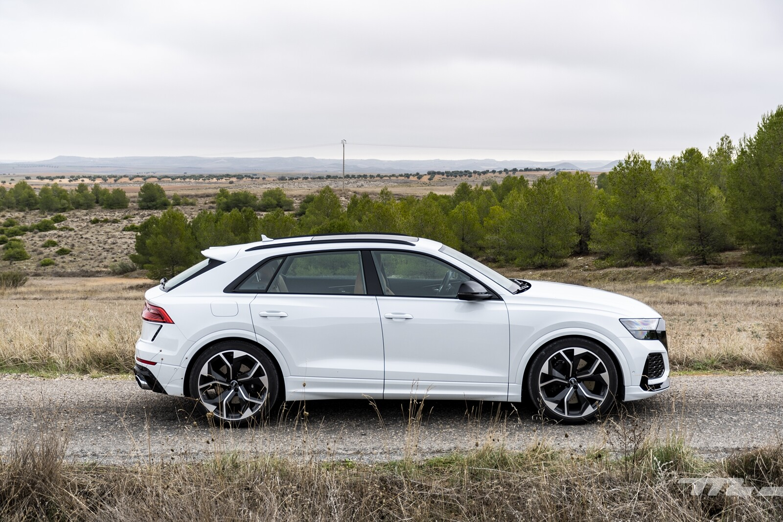 Foto de Audi RS Q8 2020, prueba (1/40)