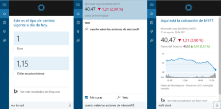 Cortana Stock