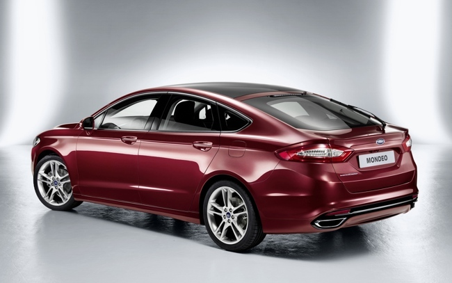 Ford Mondeo 2013 03