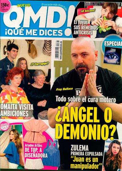 Revista Qué Me Dices