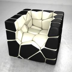 Foto 4 de 5 de la galería vuzzle-chair-la-butaca-personalizable-que-me-encantaria-tener en Trendencias Lifestyle