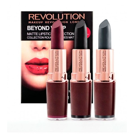 Beyond Vamp Set Labiales Mate