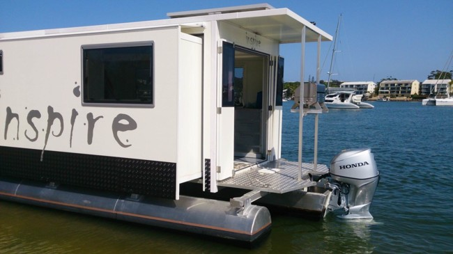 Inspire Houseboat 10