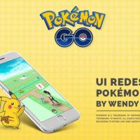 Este rediseño de la interfaz de Pokémon GO es mejor que el original