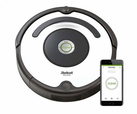 Super Week en eBay: el aspirador iRobot Roomba 675 está rebajado a 219,99 euros con envío gratis