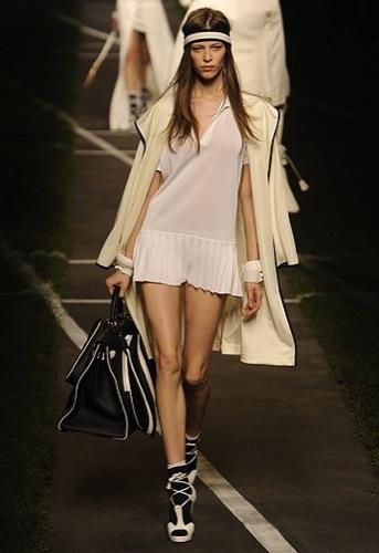 Hèrmes, Primavera-Verano 2010 en la Semana de la Moda de París IV