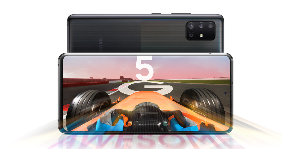 El Samsung® Galaxy™ A51 5G aterriza en España: precio y disponibilidad oficiales