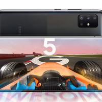 El Samsung Galaxy A51 5G aterriza en España: precio y disponibilidad oficiales